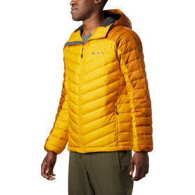 Columbia Horizon Explrr Kapuzenjacke Herren golden yellow/burnished amber